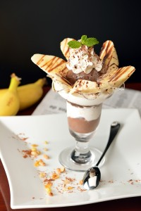 bananaパフェ