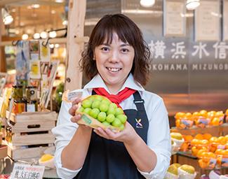 横浜水信 シァル横浜店 店内イメージ02
