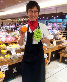 シァルプラット東神奈川店 店長の写真