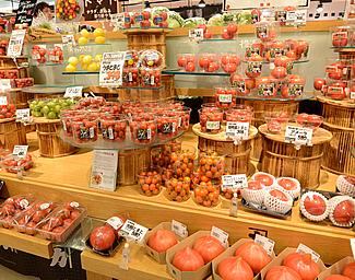 小田原ラスカ店 店内イメージ01