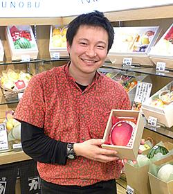 平塚ラスカ店 店長の写真